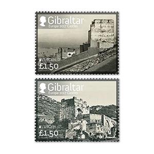 Gibraltar Europa 2017 Castles 2v 2017