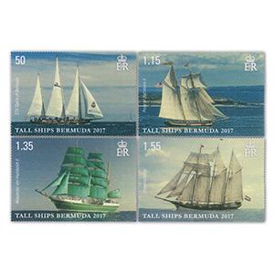Bermuda Tall Ships 4v 31/8/17