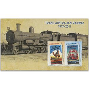 Trans-Australian Railway 2v M/S