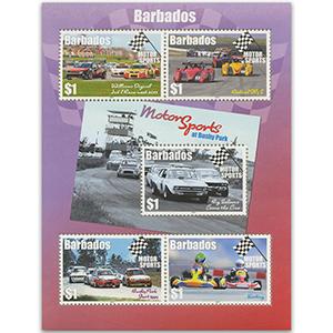 2017 Barbados Motorsport 5v M/S