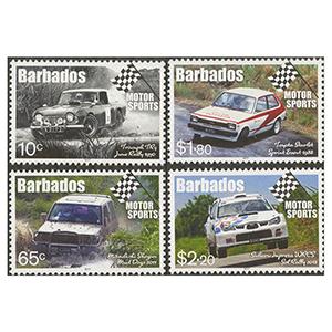 2017 Barbados - Motorsport 4v