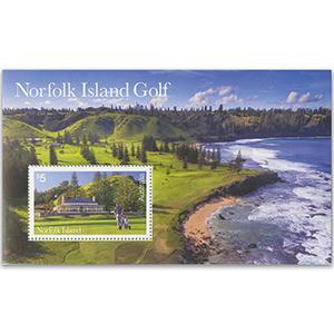 2018 Norfolk Is.Golf 1v M/S 27/2/18