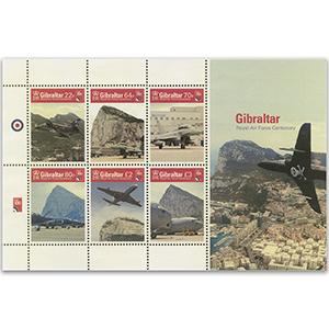 ***2018 Gibraltar RAF 100th M/S
