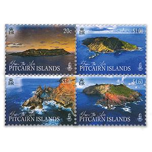 2018 Pitcairn by Air 4v Set