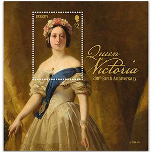 2019 Jersey Queen Victoria M/S