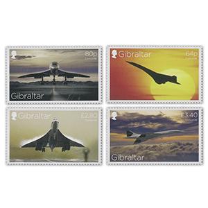 2019 Gibraltar Concorde 4v