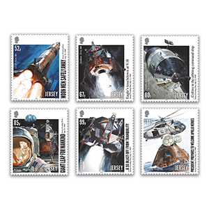 2019 Jersey Man on the Moon 50th 6v Set