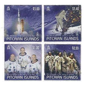2019 Pitcairn The Moon Landing 4v