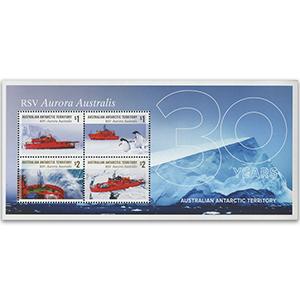 2019 AAT RSV Aurora Australis 4v M/S