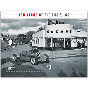 2020 Jersey 100 Years JMC & LCC M/S