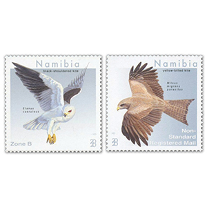 Namibia Kites of Namibia 2v 20/8/20
