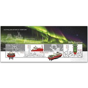 2020 AAT RSV Nuyina M/S