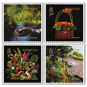 2021 Bermuda Garden Club 4v Set