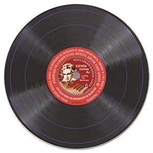 2020 Spain Classical Music Ludwig van Beethoven Circular M/S