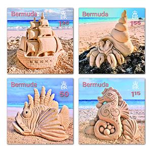 2021 Bermuda Sand Castles 4v Set