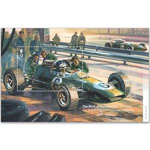 2021 Jersey History F1 Pt. 2 Clark 1v M/S