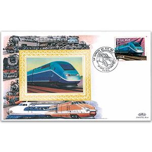2002 France - Le TGV -  Paris