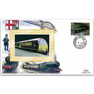 2004 Penzance - Bristol Travelling Post Office