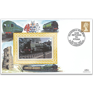 2007 Bluebell Railway Returns to Steam