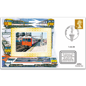 2008 London Passenger Transport Board 75th Anniversary