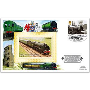 2010 SR King Arthur Class Locomotive