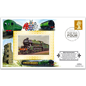 2013 90th Anniversary - Creation of the 'Big Four' - Southern Railway