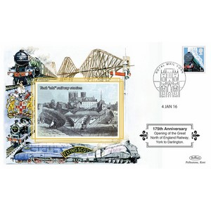 2016 175th Anniversary - Opening of Great North of England Railway