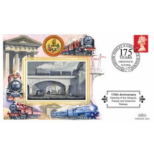2016 175th Anniversary - Opening of Glasgow, Paisley and Greenock Railway