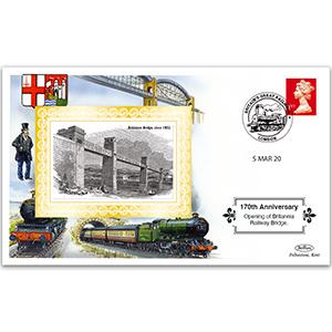 170th Anniversary - Opening of Britannia Railway Bridge