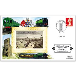 190th Anniversary - Opening of Canterbury & Whitstable Railway