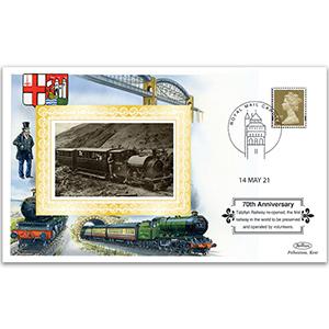 70th Anniversary of the Talyllyn Narrow-Gauge Railway