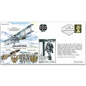 1914 Limanoa - Flown
