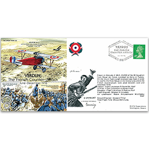 1916 Verdun: French Counter Attack - Flown