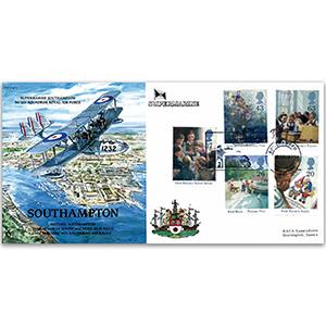 Supermarine Southampton - Enid Blyton