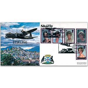 1998 Shorts Stirling - Princess Diana