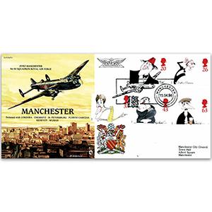 1998 Avro Manchester - Comedians