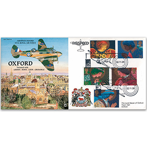 1998 Airspeed Oxford - Christmas