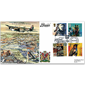 1999 Bristol Blenheim - Emigration