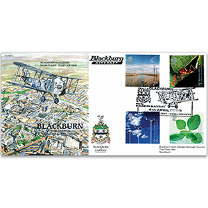 2000 Blackburn - Life & Earth