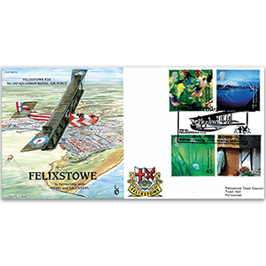 2000 Felixstowe - People & Places