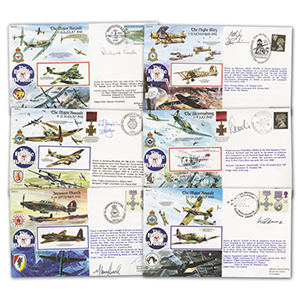 Battle of Britain 50th Anniversary Signed Collection