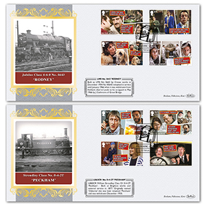 Only Fools & Horses Rail Cover (Pair)