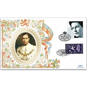 2002 Death of King George VI 50th