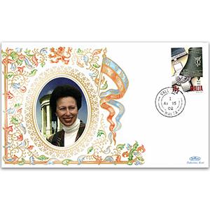 2002 Princess Anne In Malta