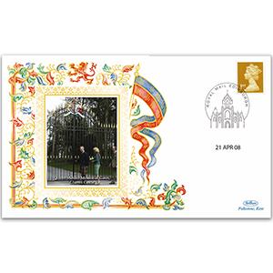 2008 Queen Mother Memorial Gates