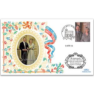 2010 Prince Charles & Camilla's 5th Wedding Anniversary