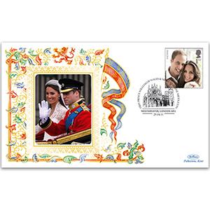 2011 Royal Wedding HRH Prince William & Miss Catherine Middleton