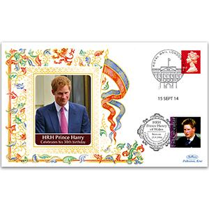 2014 HRH Prince Harry's 30th Birthday