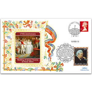 2015 175th Anniversary Wedding of Queen Victoria and Prince Albert
