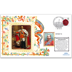 175th Anniversary of the Birth of King Edward VII
